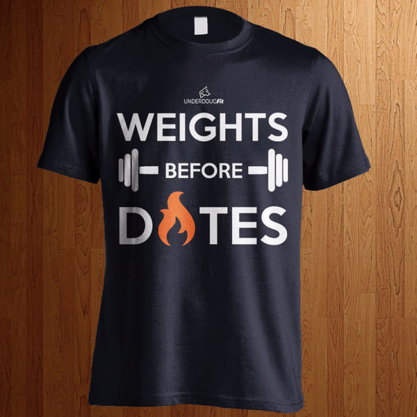 UDF7 Weights Before Dates