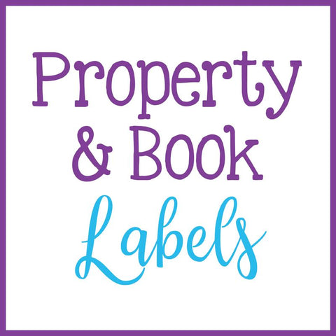 Book and Property of Labels