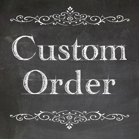 Custom Request Wedding Graphics - Printable Decor - J & S Graphics