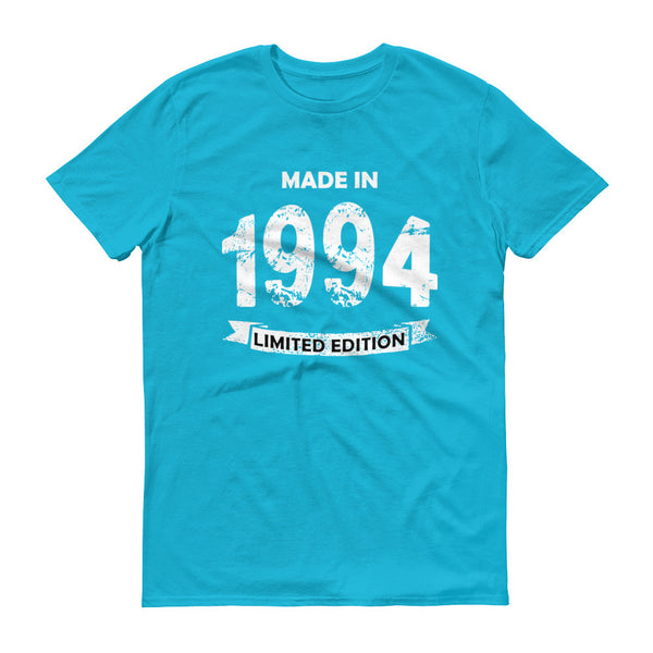 Made in 1994 Limited Edition Short sleeve unisex t-shirt - J & S Graphics