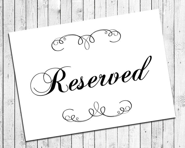 RESERVED 8x10 Print Wedding Decor Print or Business Print - J & S Graphics