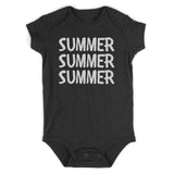 Dat Milk Doe Funny Baby Bodysuit One Piece Black