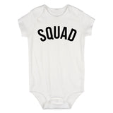 Suuad Arch Baby Bodysuit One Piece White