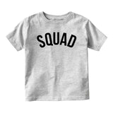Suuad Arch Baby Infant Short Sleeve T-Shirt Grey