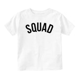 Suuad Arch Baby Infant Short Sleeve T-Shirt White
