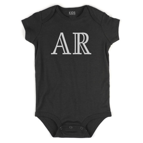 AR Arkansas State Fashion Infant Onesie Bodysuit By Kids Streetwear