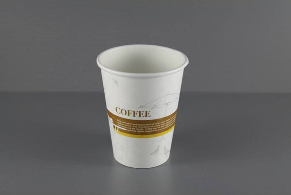 12oz Hot Cup (Logo)