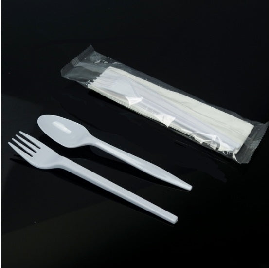 3 IN 1 CUTLERY PACK (Biocorn)