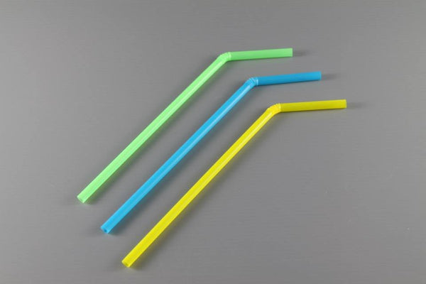 "8"" Flexible Straw (Mixed Colour)"