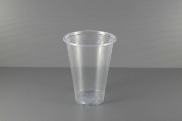 P200 PLASTIC CUP (CLEAR)