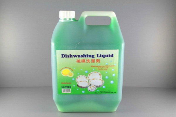 Dishwashing Liquid (Green)