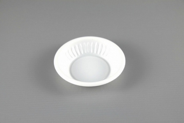 HP 005 CHILLI PLATE (WHITE)