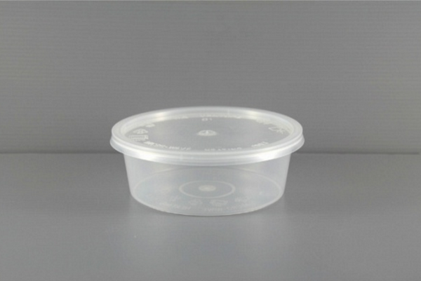 MS 250/10 ROUND CONTAINER