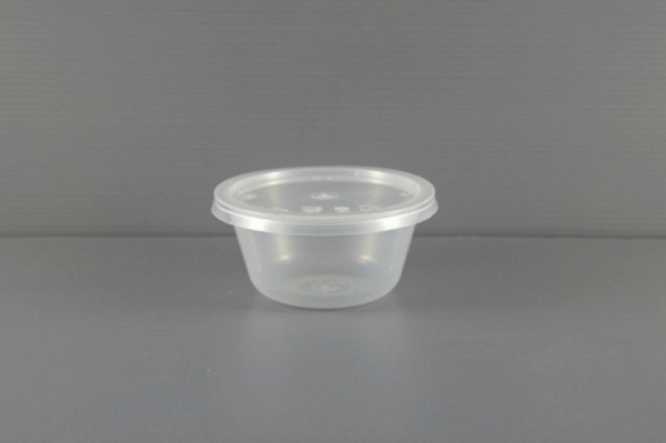 MS SW PP1.5 ROUND CONTAINER