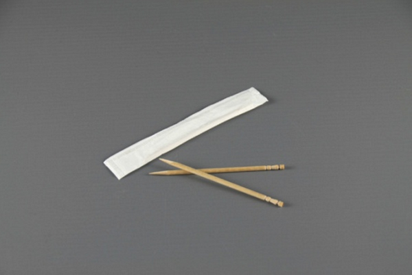 TOOTHPICK WITH WRAPPER