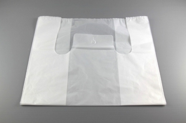 Big Transparent Carrier Bag