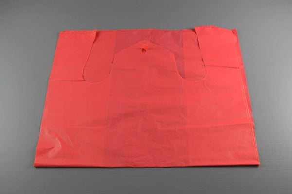 Jumbo Red Carrier Bag