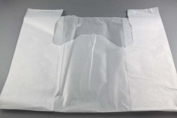 Jumbo Transparent Carrier Bag
