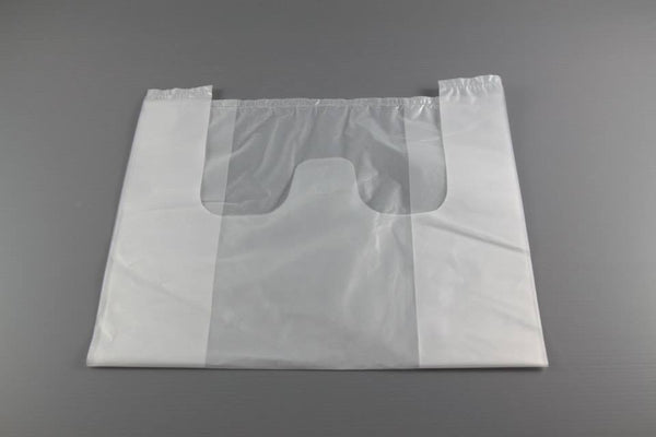 Medium Transparent Carrier Bag