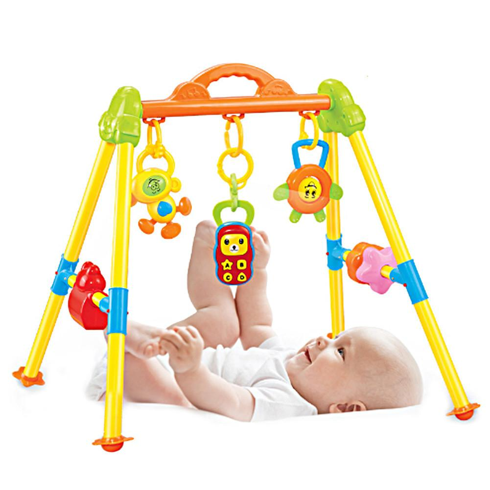 Baby Play Toys Activity Baby Gym Educational Fitness Frame Toys Game