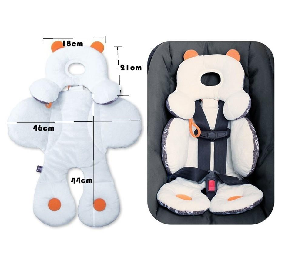 Toddler Head Support Body For Car Seat Cover Joggers