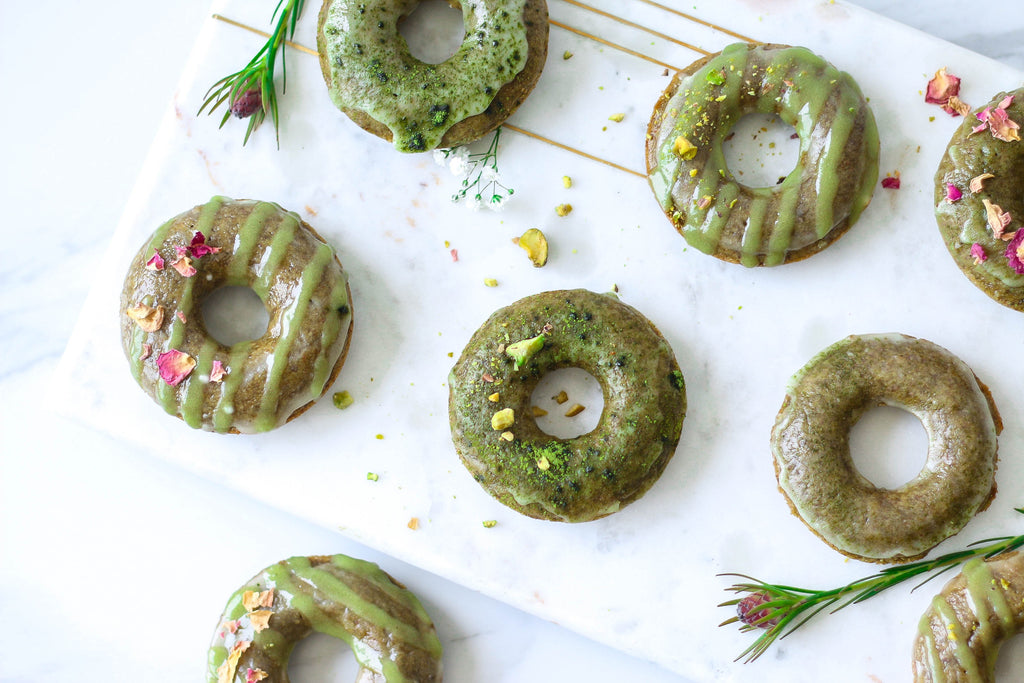 We Love These Donuts Very Matcha And We Think You Will Too