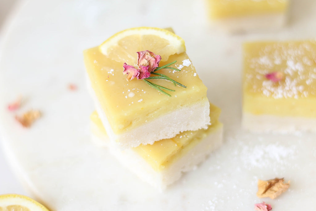 When Life Gives You Lemons, Make Lemon Bars