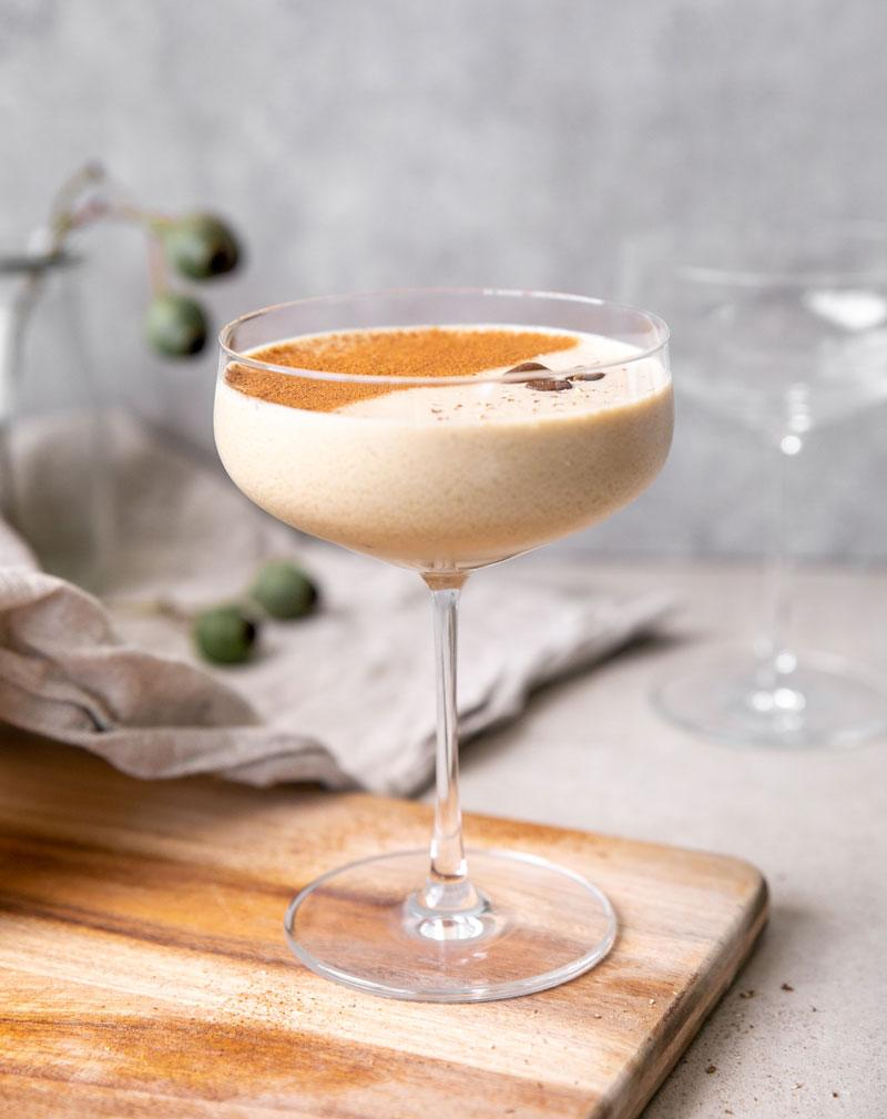 Shroom Brew Martini (Get Boozy With Benefits)