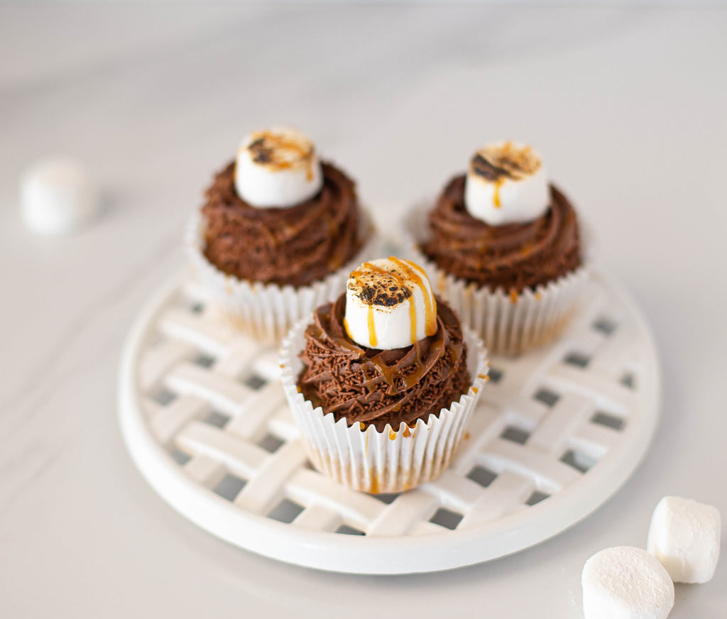 Eye-Catching Vanilla Vegan Cupcakes
