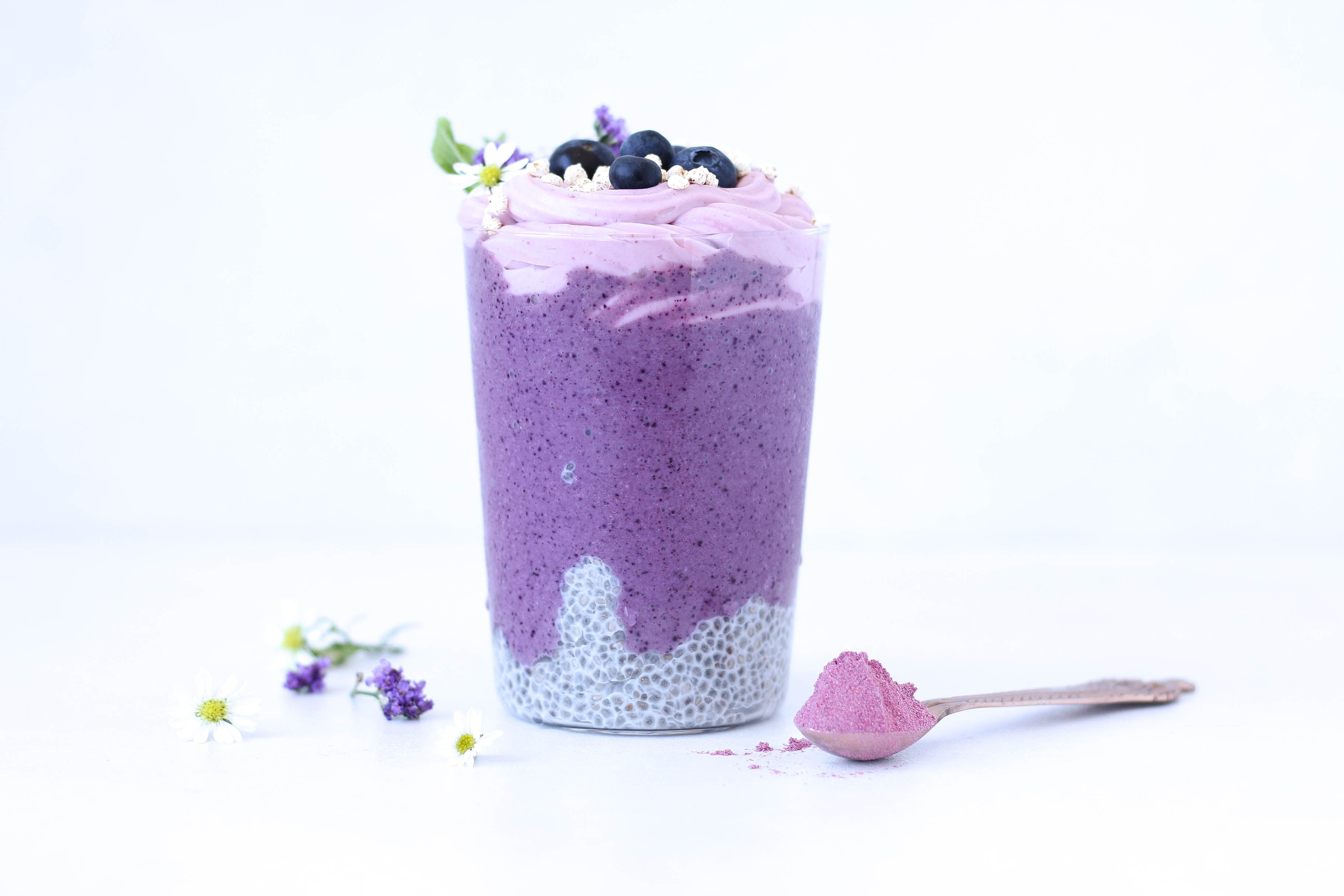 Berrylicious Beauty Nectar Smoothie