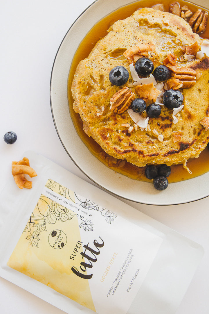 golden state pancakes recipe