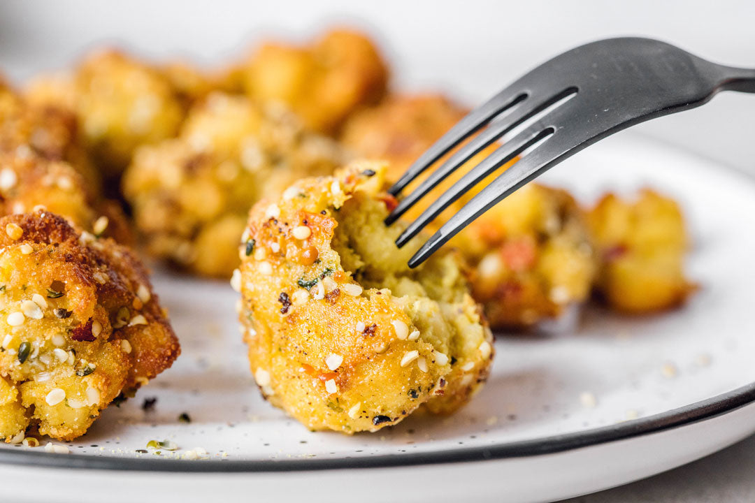 gluten free vegan mac n cheese balls recipe