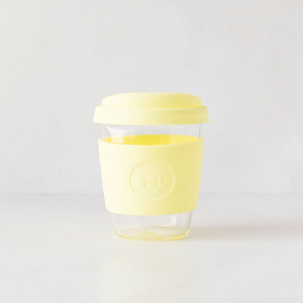Yellow Sol Cup