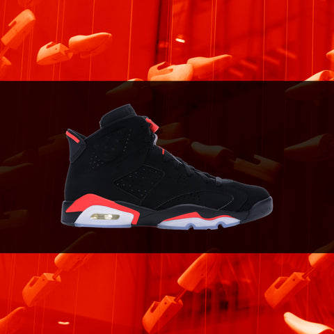 BLACK INFRARED 6 TEES