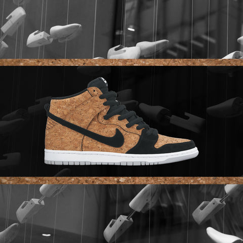SB DUNK CORK TEES