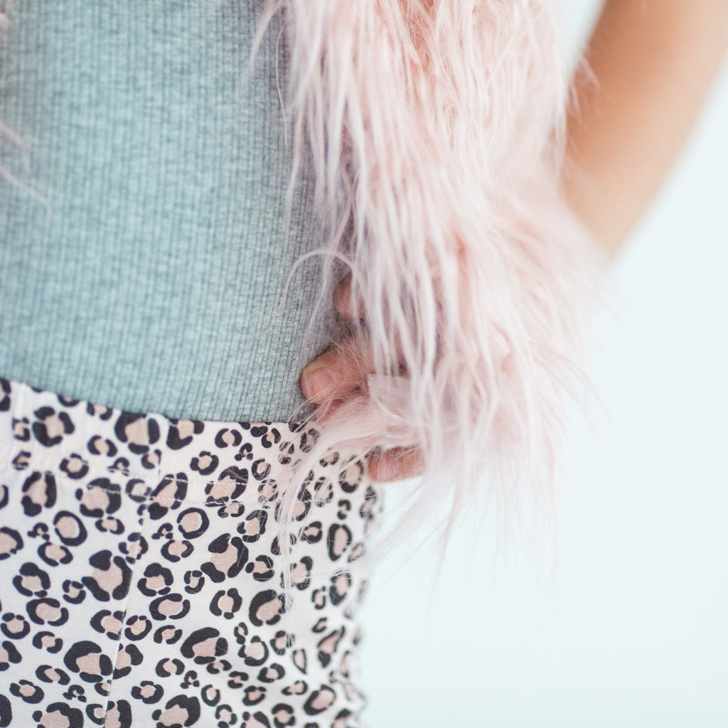 LEOPARD LEGGINGS | NOW IN SIZES 9 + 10