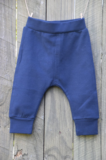 Navy Blue Winter Pants