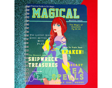 SHIPWRECK TREASURES MINI NOTEBOOK