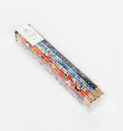 WRITING PENCILS_ FLORAL DESIGNS