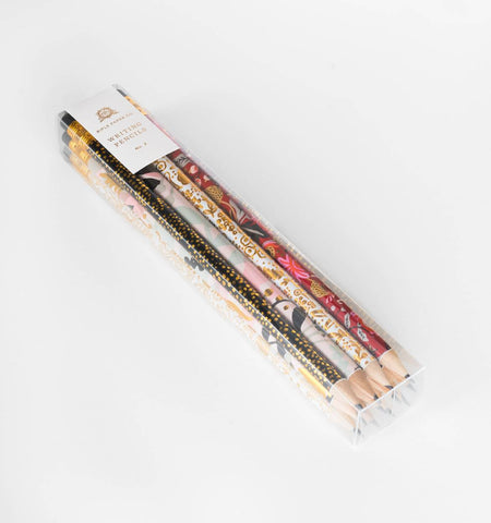 WRITING PENCILS_MODERNIST