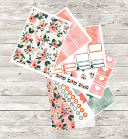 Blossom 1 Sticker Sheets