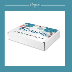 Blossom Stationery Box Subscription, month to month
