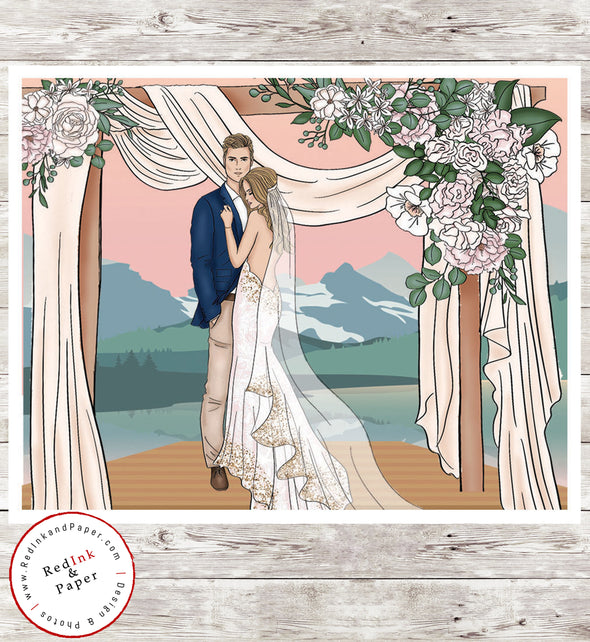 Wedding Sticker Kit