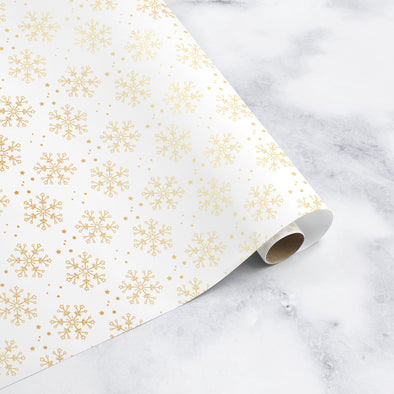 Snow White Wrapping Paper Sheet
