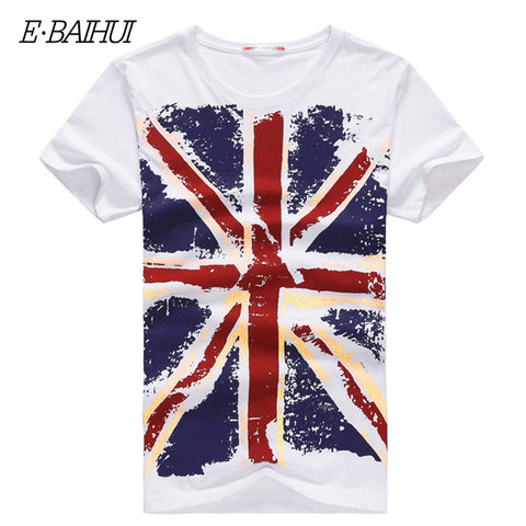 Cotton men Clothing Male Slim Fit t shirt  Man T-shirts Casual T-Shirts Skateboard Swag mens tops tees - The Online Clothing Store