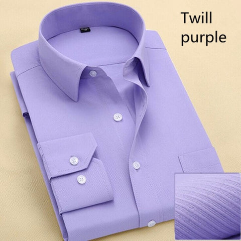 2016 Business Slim Long Sleeve Casual Shirt - The Online Clothing Store
