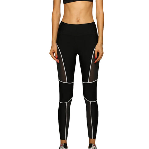 2016 New Capri Gym Sport Leggings - TheOnlineClothingStore