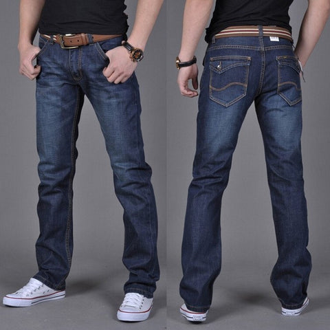 2016 Cotton Denim Jeans Men's Fashion Pants