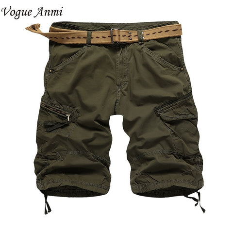 2016 Summer Loose Men's Cargo Shorts
