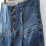 Summer High Waist Denim Sexy Hip Short